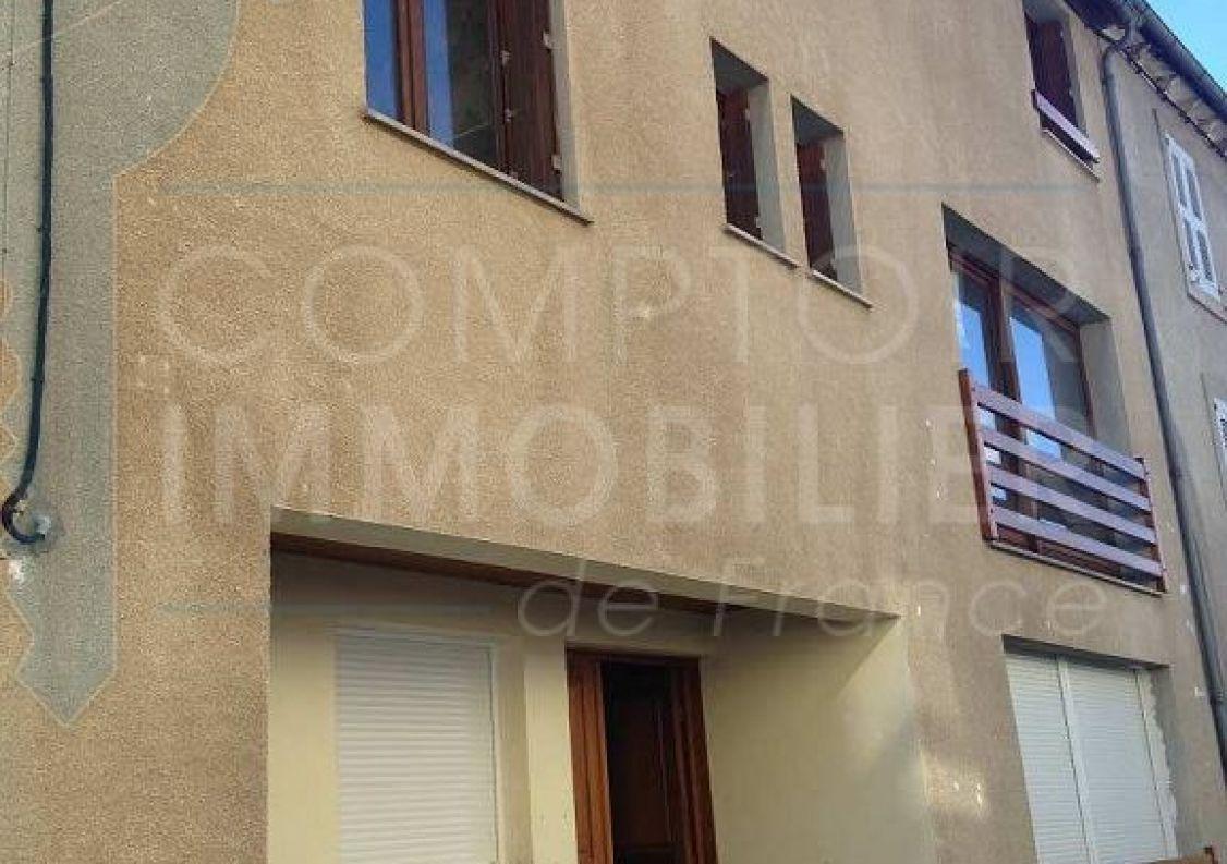 A vendre Bagnols Les Bains 3438030133 Comptoir immobilier de france