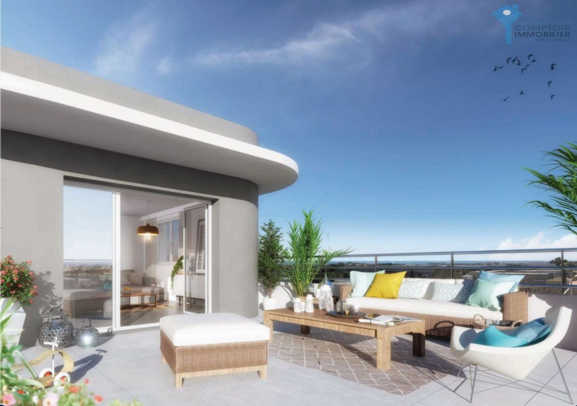 A vendre Montpellier 3438030307 Comptoir immobilier de france
