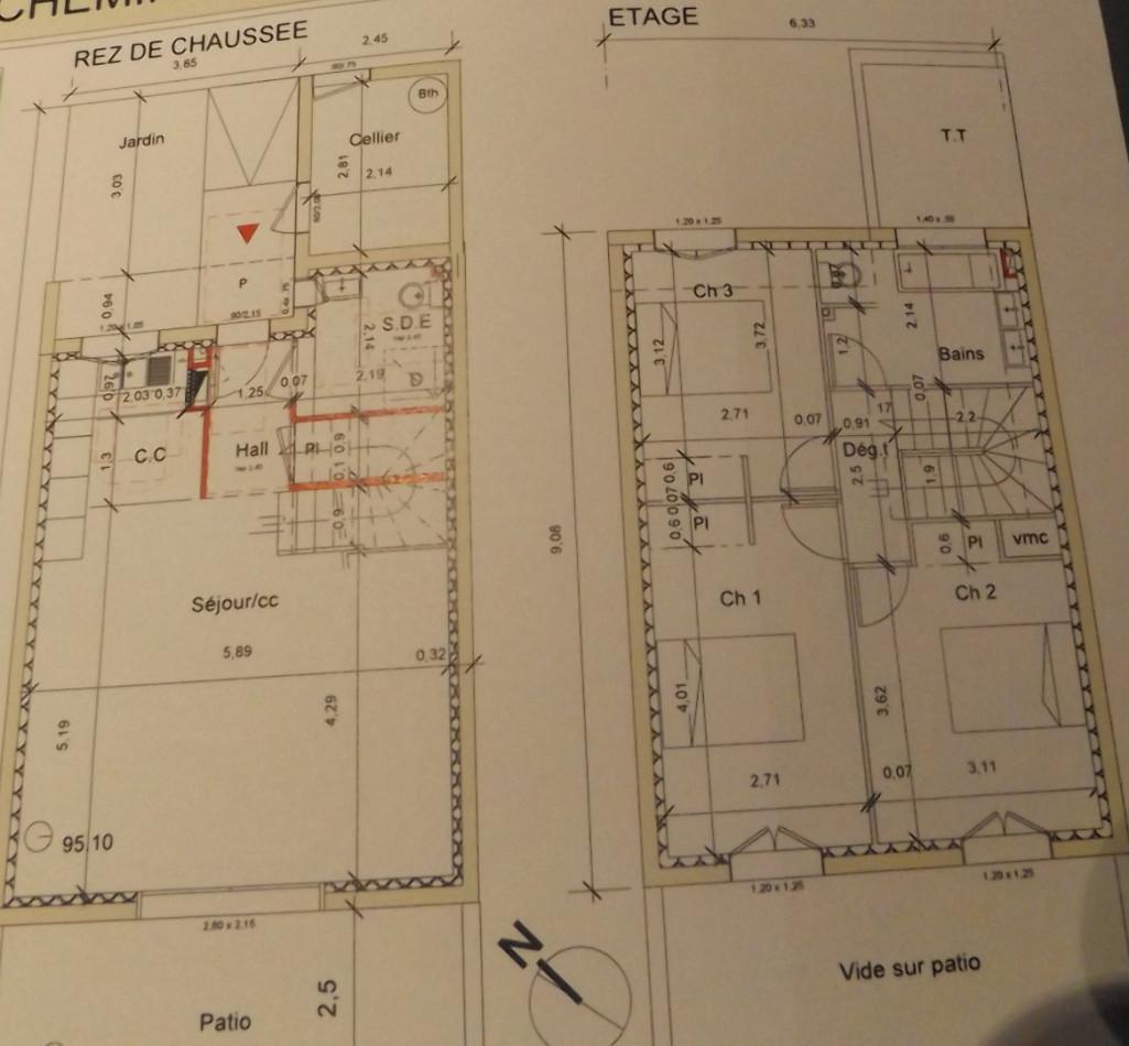 A vendre Saint Mathieu De Treviers 3438030767 Comptoir immobilier de france