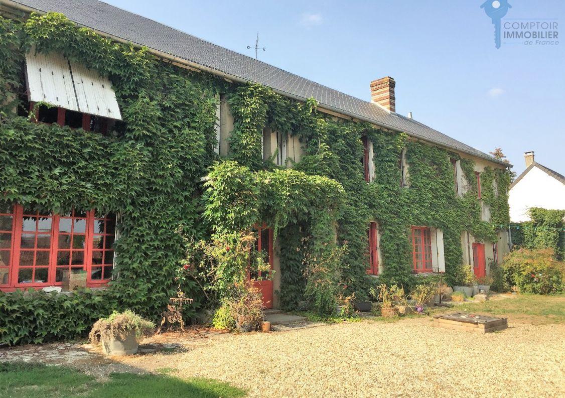 A vendre Chaufour Les Bonnieres 3438031466 Comptoir immobilier de france