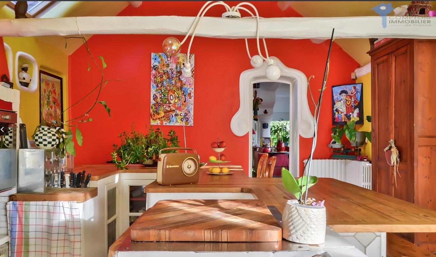 A vendre Breval 3438032364 Comptoir immobilier de france