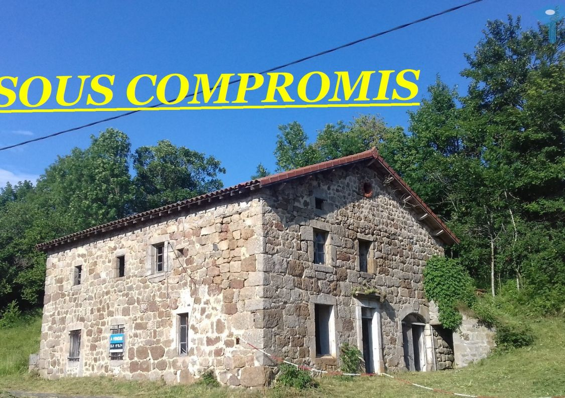 A vendre Coucouron 3438032418 Comptoir immobilier de france