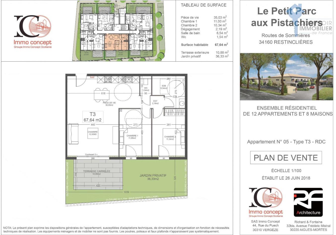 A vendre Castries 3438032881 Comptoir immobilier de france