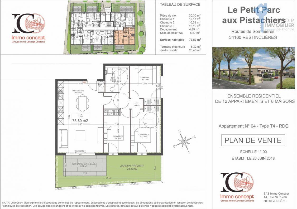 A vendre Castries 3438033790 Comptoir immobilier de france