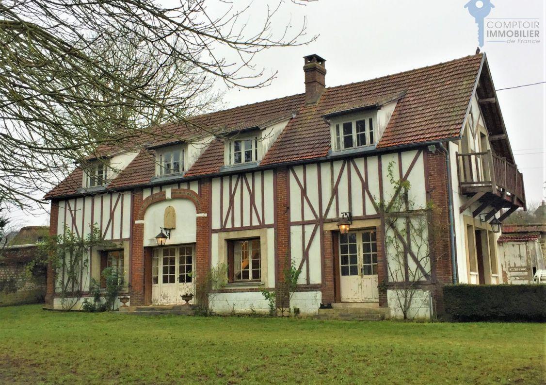 A vendre La Croix Saint Leufroy 3438035334 Comptoir immobilier de france