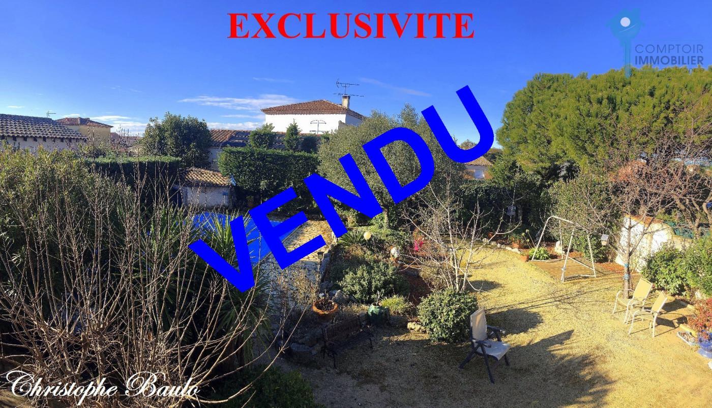 A vendre Perols 3438035979 Comptoir immobilier de france