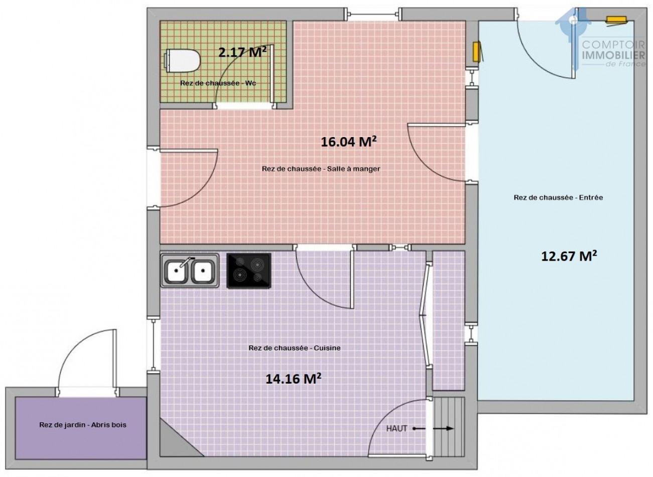 A vendre Cepoy 3438036107 Comptoir immobilier de france
