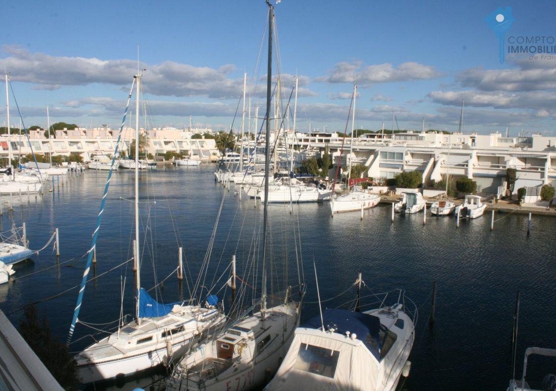 A vendre Port Camargue 3438036506 Comptoir immobilier de france