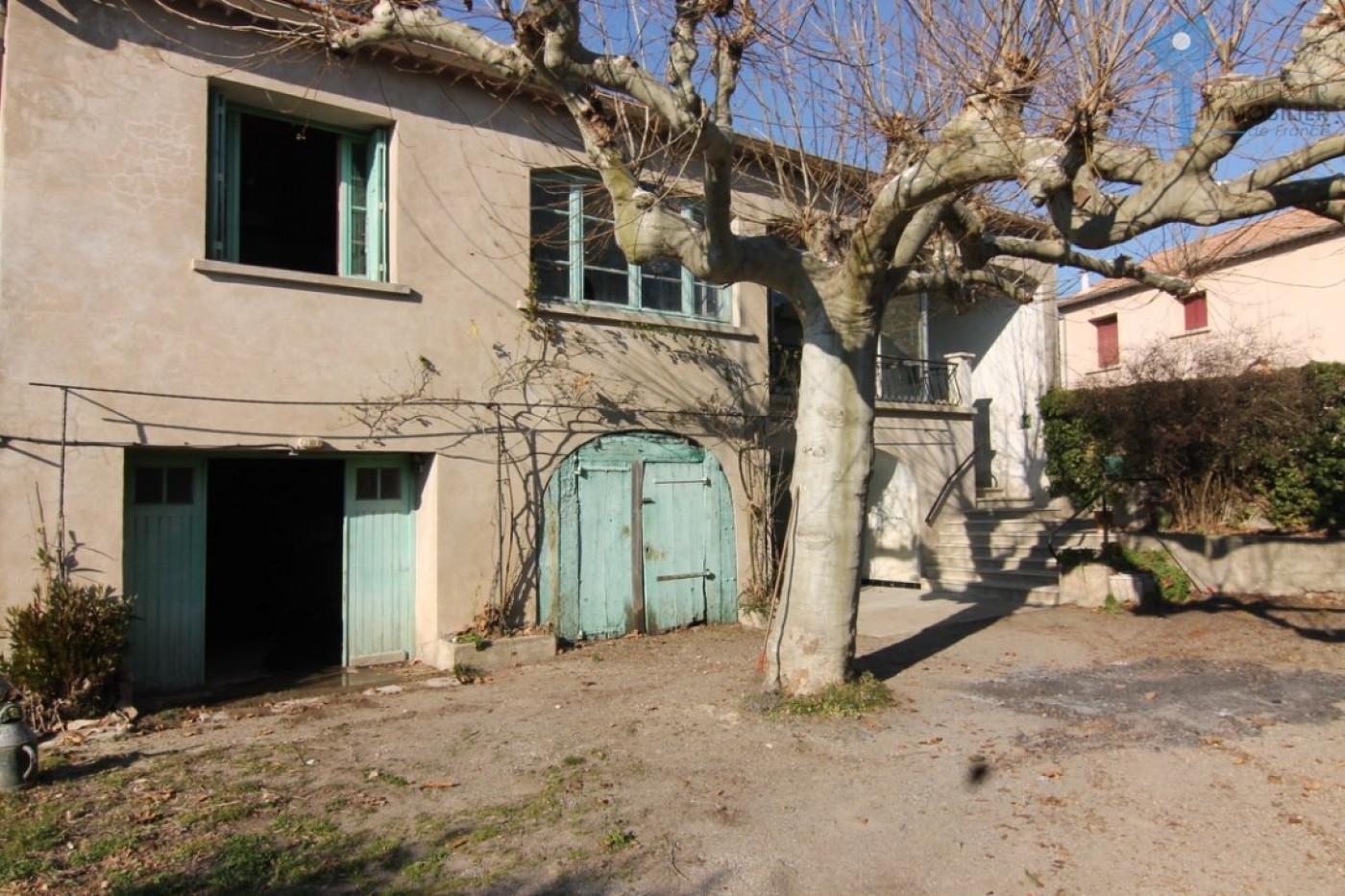 A vendre Saint Christol Les Ales 3438036815 Comptoir immobilier de france