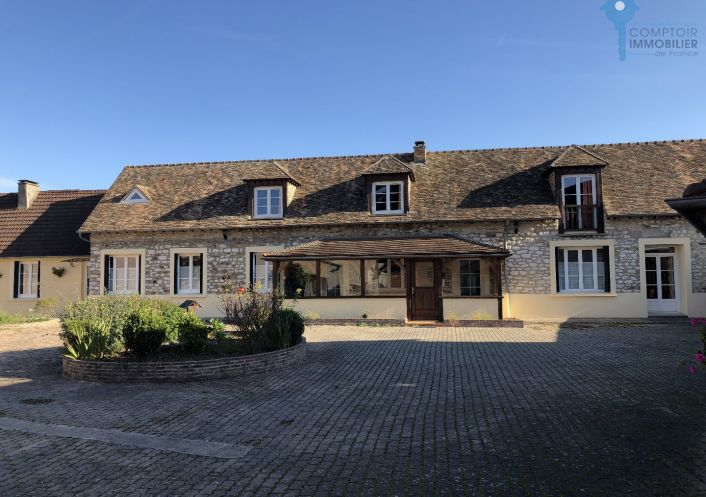A vendre Breval 3438037455 Comptoir immobilier en normandie
