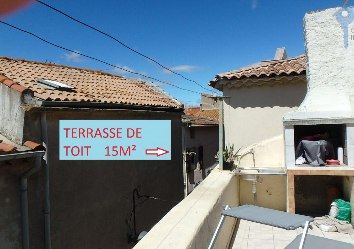 A vendre Serignan 3438038135 Comptoir immobilier de france