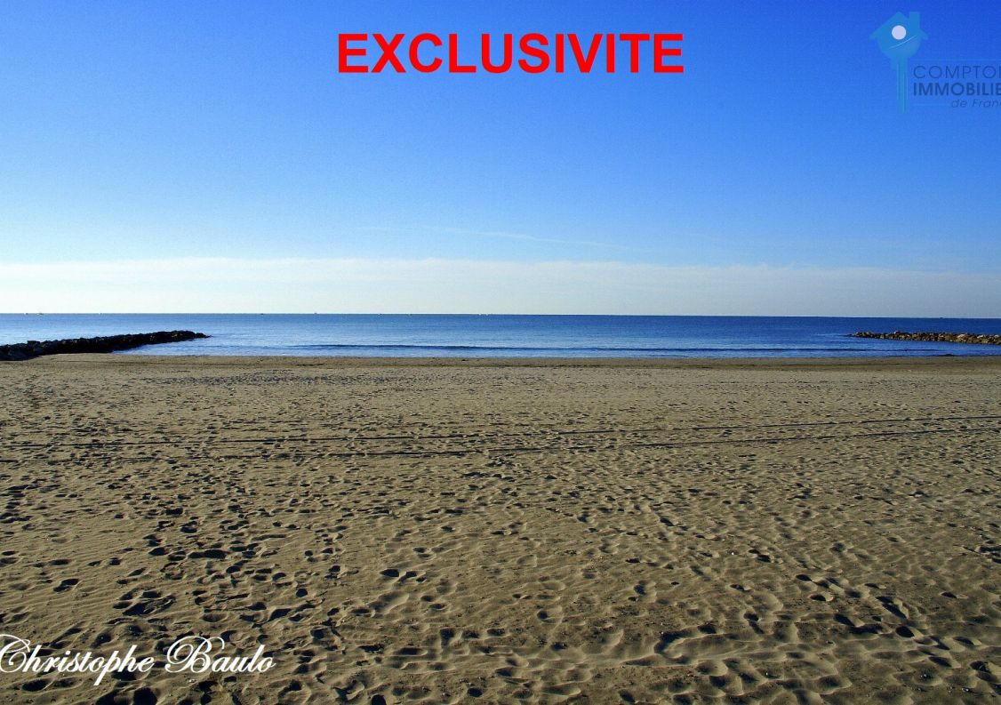 A vendre Palavas Les Flots 3438038788 Comptoir immobilier de france