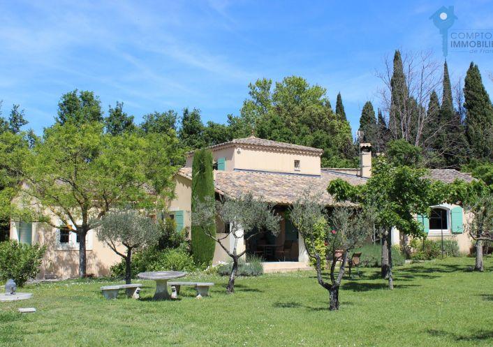 A vendre Saint Remy De Provence 3438039591 Comptoir immobilier du luberon