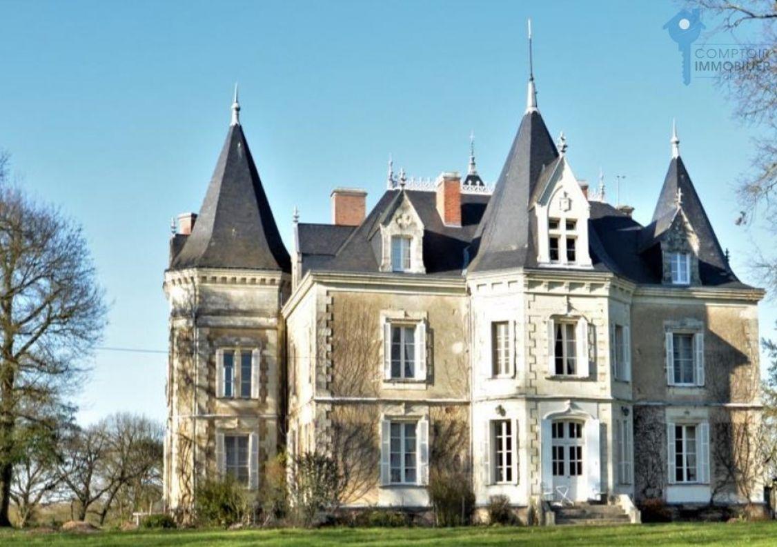 A vendre Ch�teau Le Lion D'angers | R�f 3438039596 - Comptoir immobilier de france