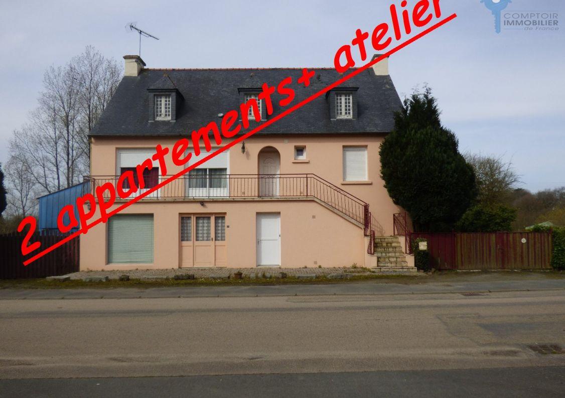 A vendre Belle Isle En Terre 3438040438 Comptoir immobilier de france