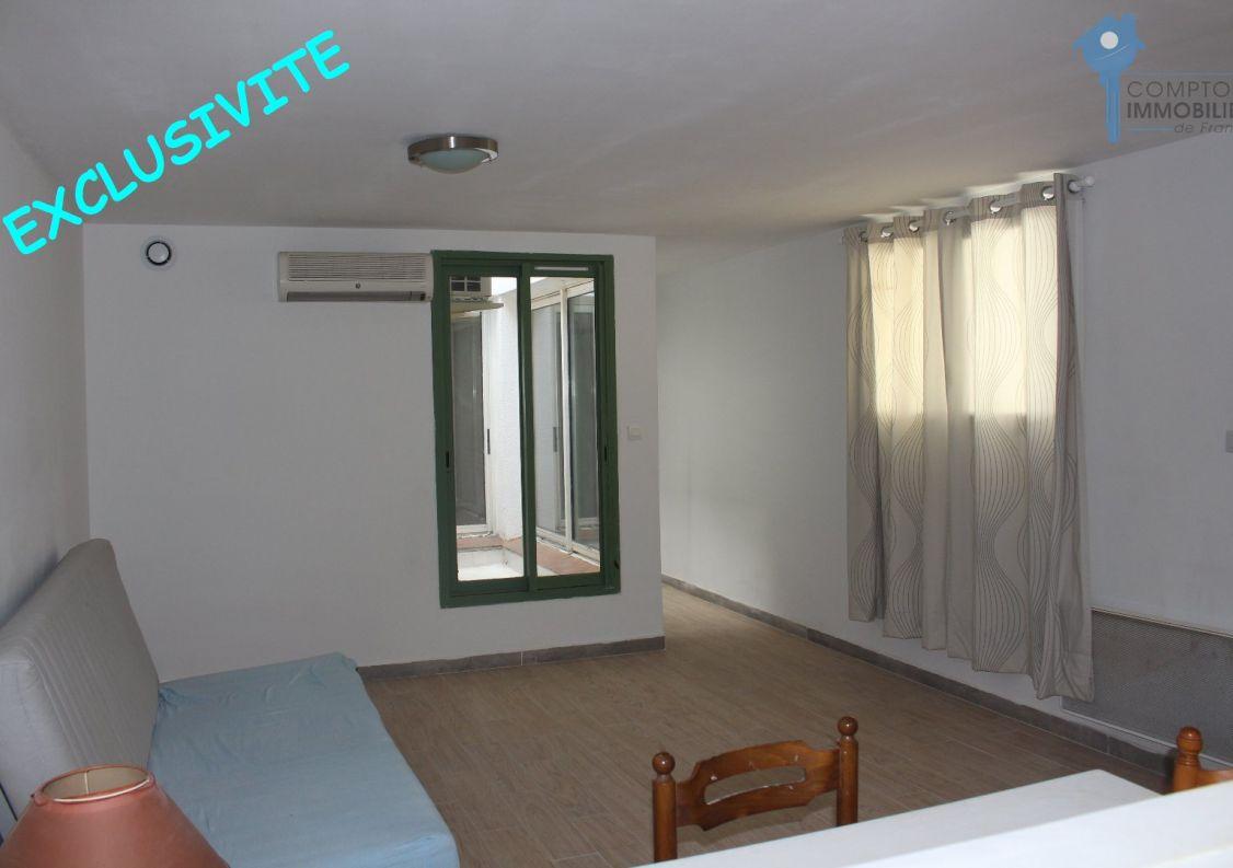 A vendre Aigues Mortes 3438040908 Comptoir immobilier de france