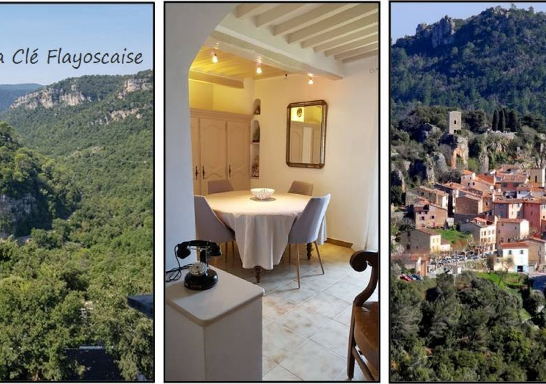 A vendre Chateaudouble 3438041388 Comptoir immobilier de france