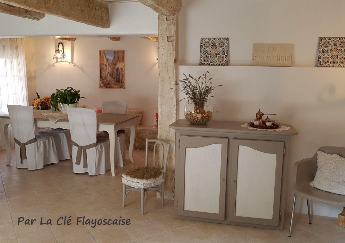 A vendre Chateaudouble 3438041390 Comptoir immobilier de france