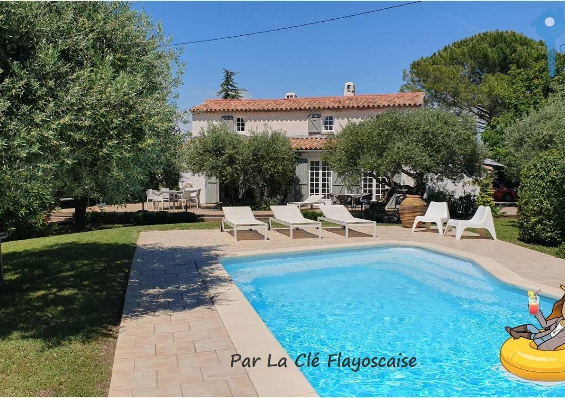 A vendre Flayosc 3438041666 Comptoir immobilier de france