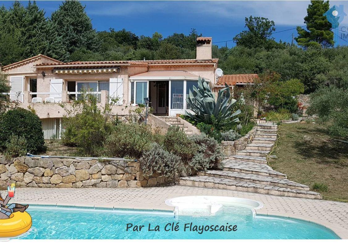 A vendre Chateaudouble 3438041668 Comptoir immobilier de france