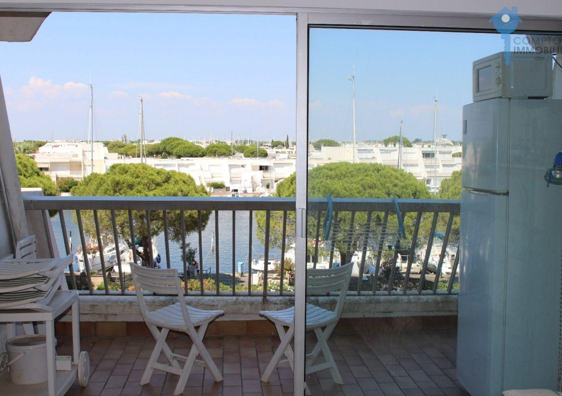 A vendre Port Camargue 3438042016 Comptoir immobilier de france