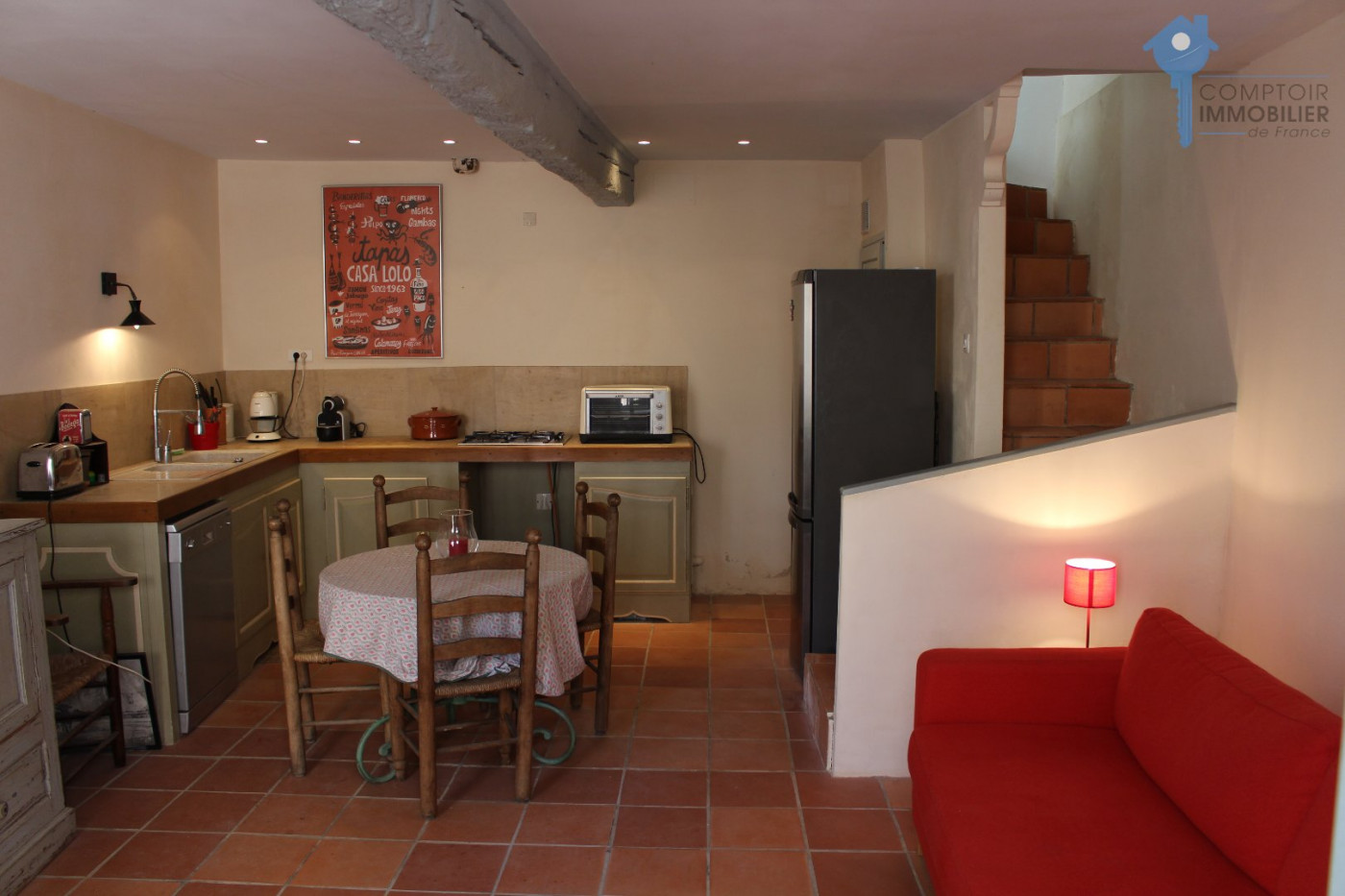 A vendre Saint Laurent D'aigouze 3438042020 Comptoir immobilier de france