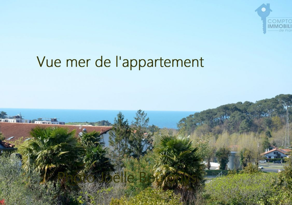 A vendre Saint Jean De Luz 3438042193 Comptoir immobilier de france