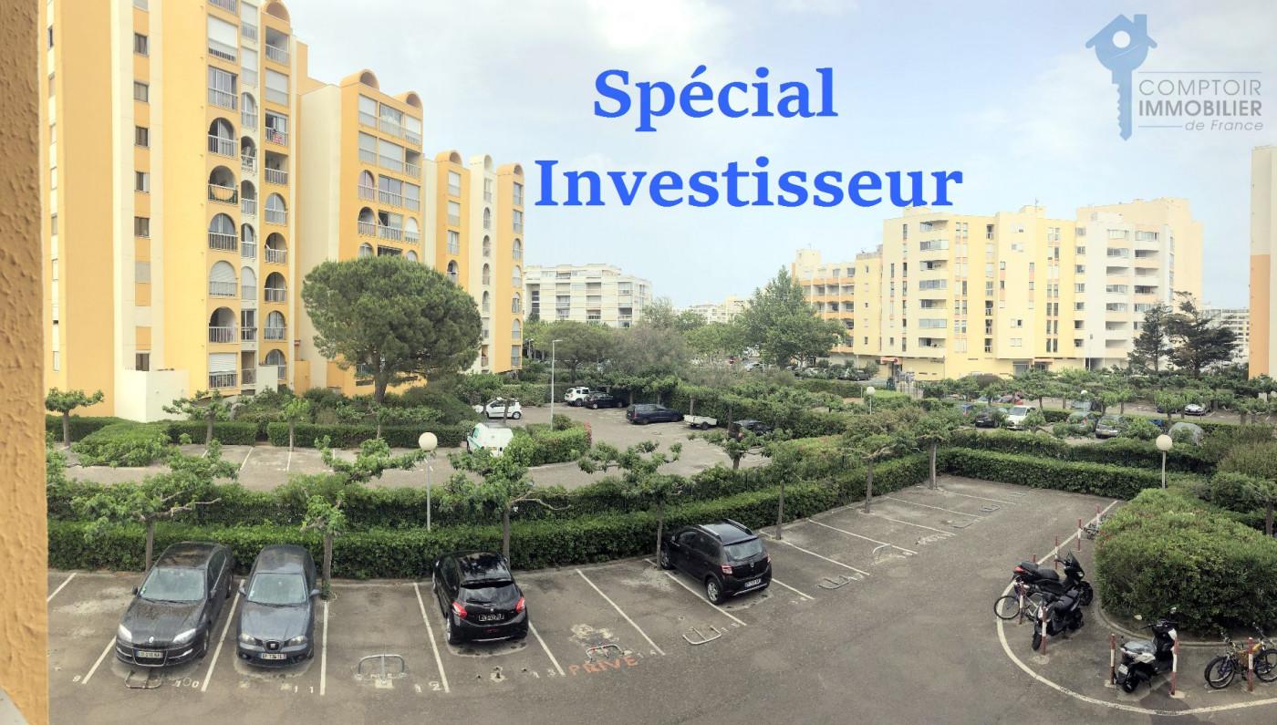 A vendre Carnon Plage 3438042416 Comptoir immobilier de france
