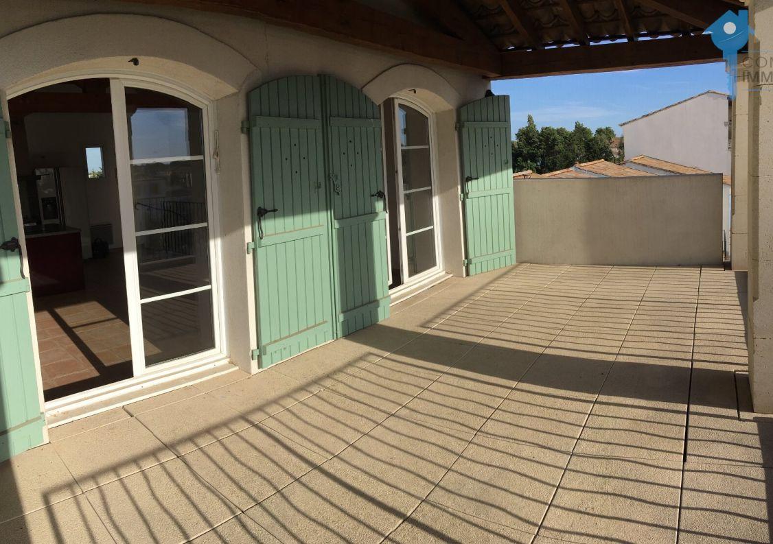 A vendre Aigues Mortes 3438042574 Comptoir immobilier de france