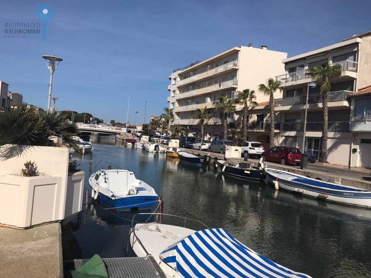 A vendre Palavas Les Flots 3438043480 Comptoir immobilier de france
