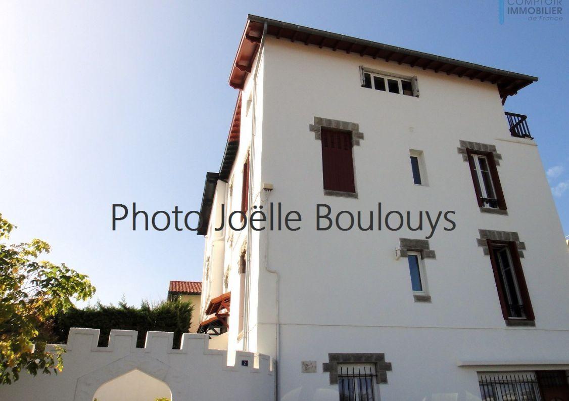 A vendre Biarritz 3438044222 Comptoir immobilier de france