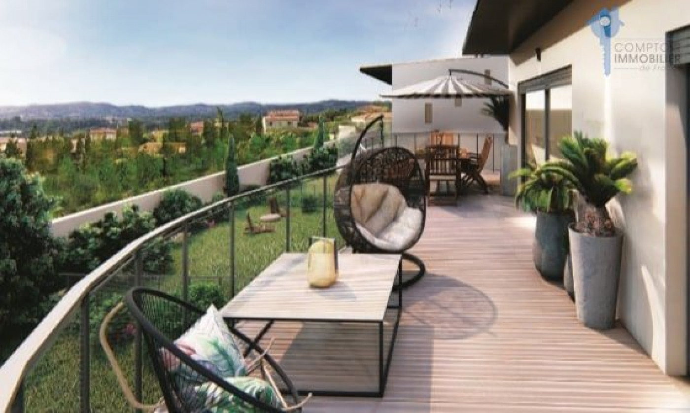 A vendre Villeneuve Les Avignon 3438044399 Comptoir immobilier de france