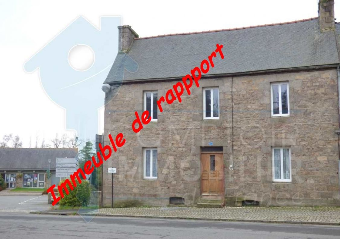 For sale Plounevez Moedec 3438044703 Comptoir immobilier de france