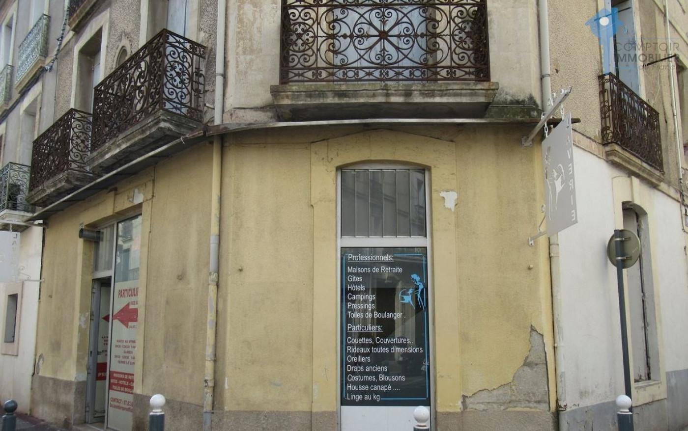 A vendre Beziers 3438045554 Comptoir immobilier de france