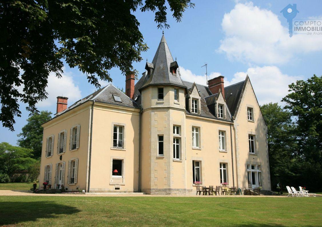 A vendre Ch�teau Bourges | R�f 3438045999 - Comptoir immobilier de france