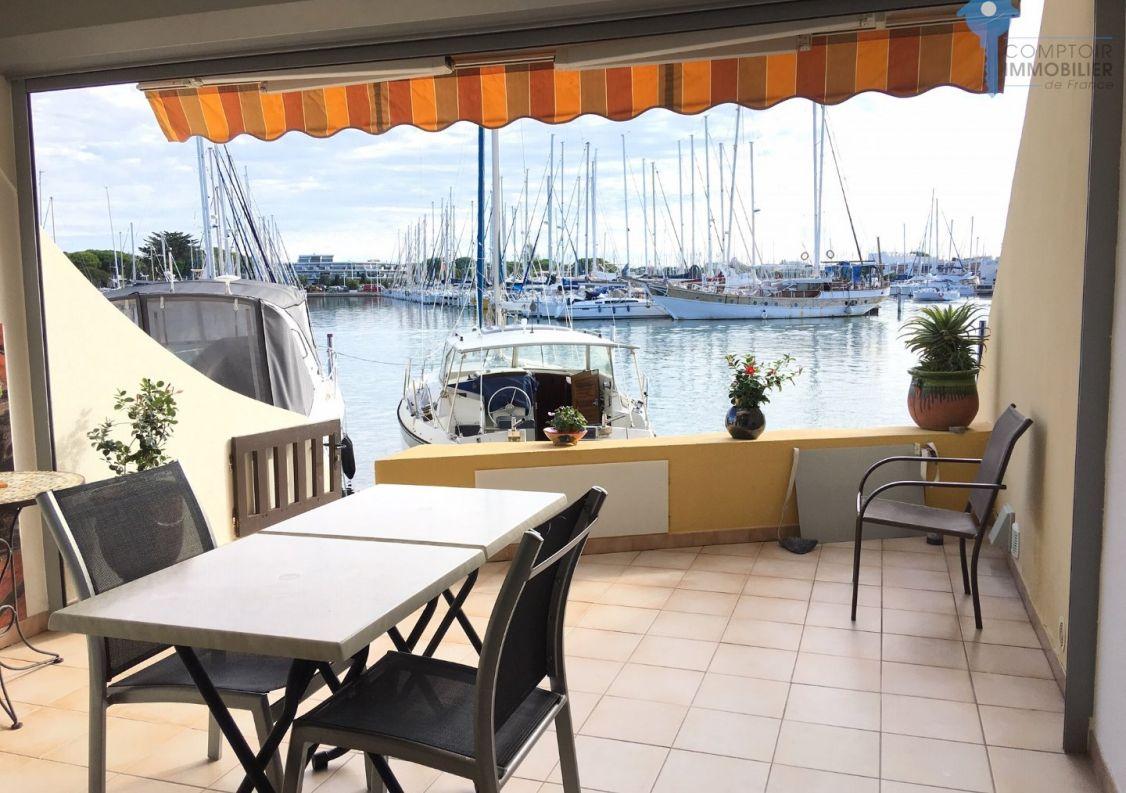 A vendre Port Camargue 3438046643 Comptoir immobilier de france