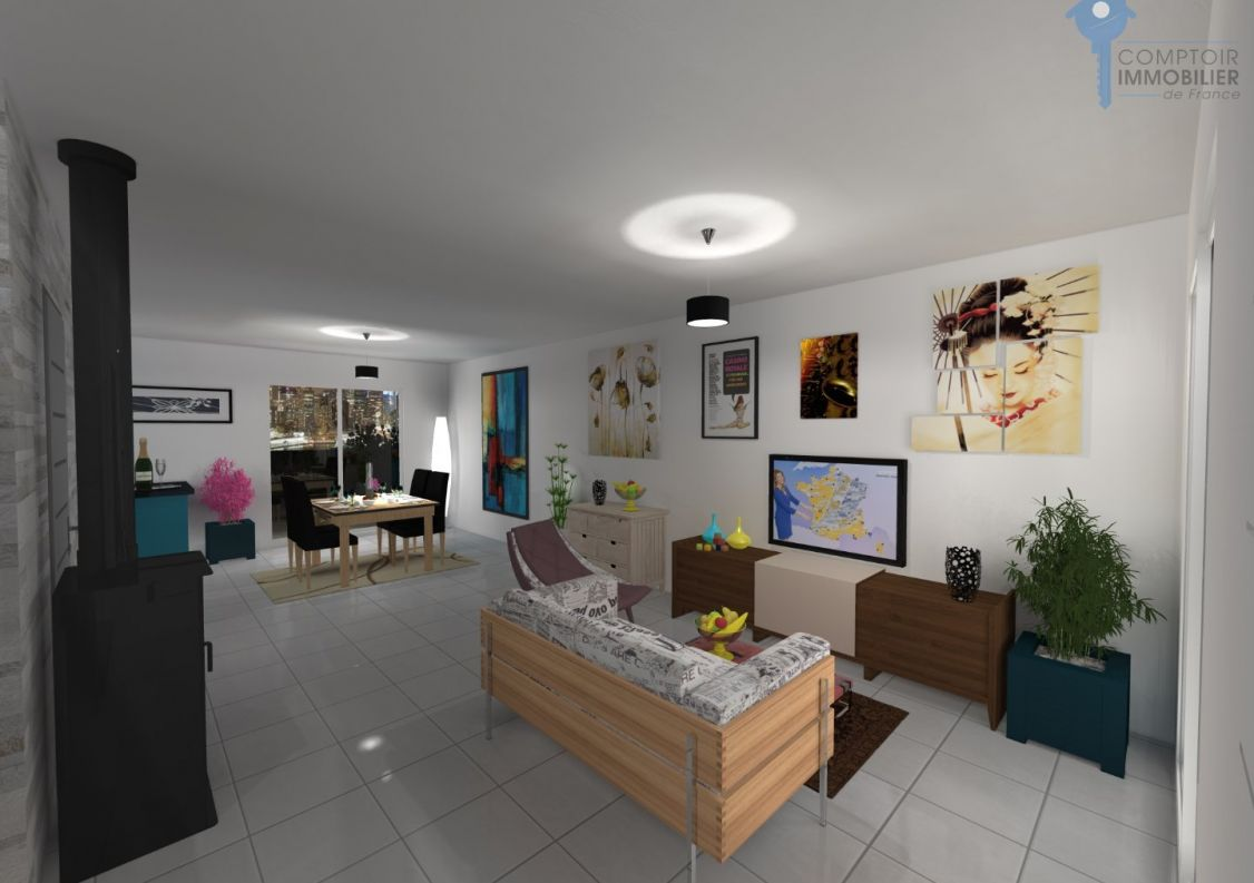 A vendre Mettray 3438047114 Comptoir immobilier de france