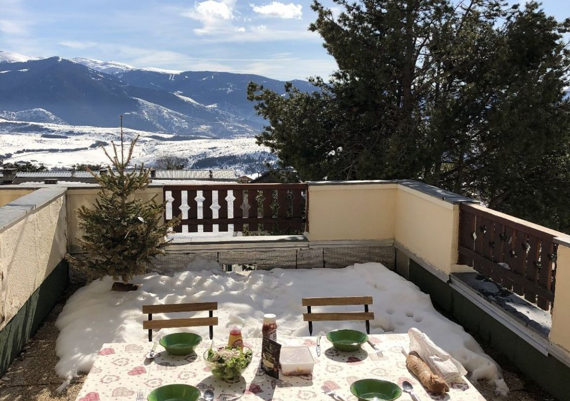 A vendre Appartement en rez de jardin Font-romeu-odeillo-via | R�f 3438048786 - Comptoir immobilier de france