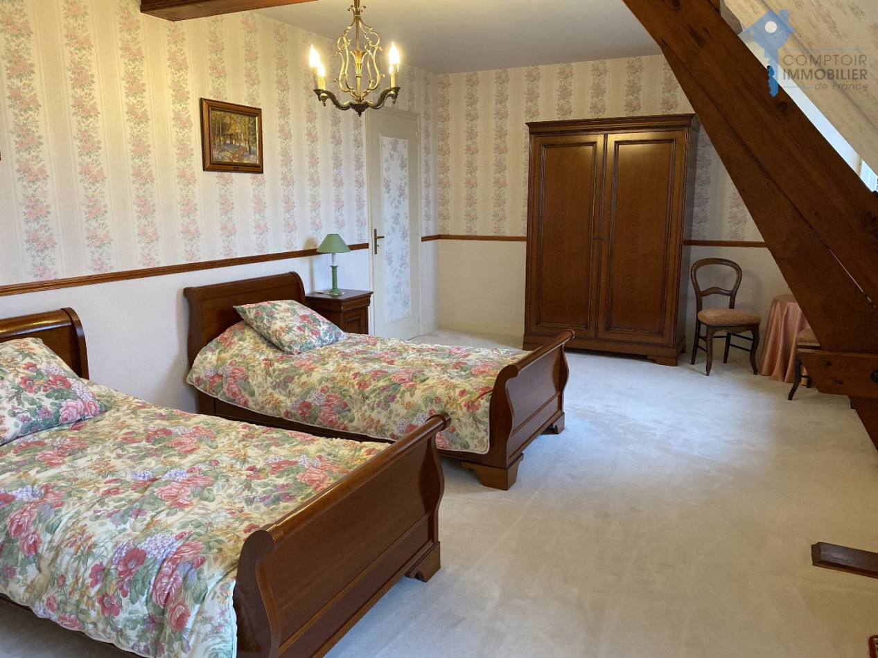 A vendre Tours 3438049820 Comptoir immobilier de france prestige