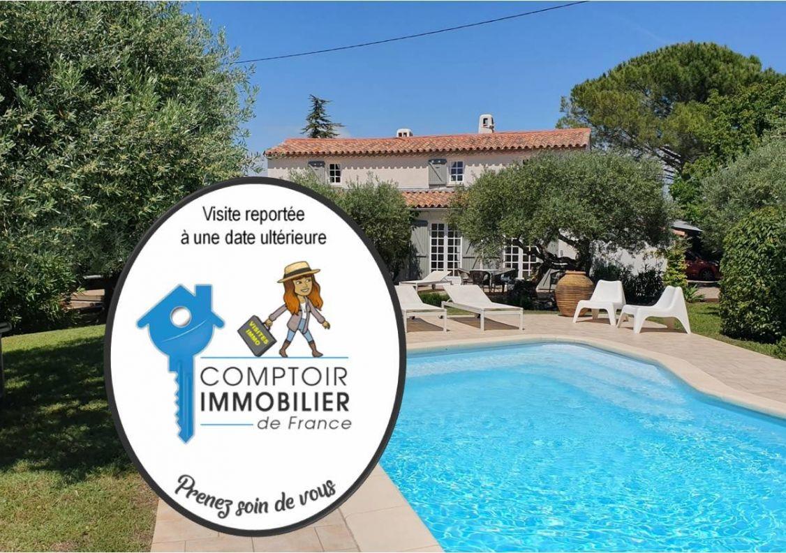 A vendre Flayosc 3438050040 Comptoir immobilier de france