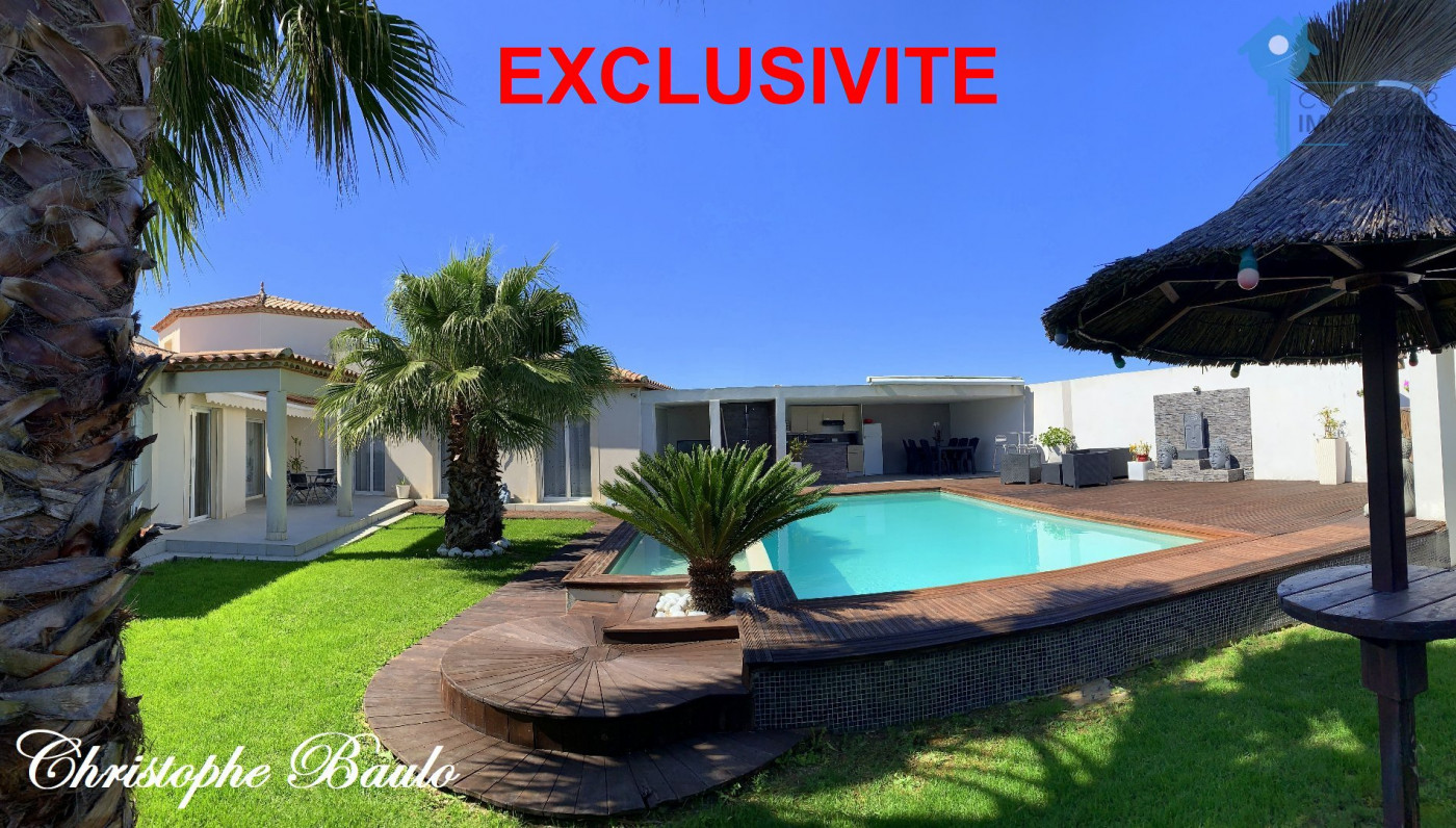 A vendre Villeneuve Les Maguelone 3438050688 Comptoir immobilier de france