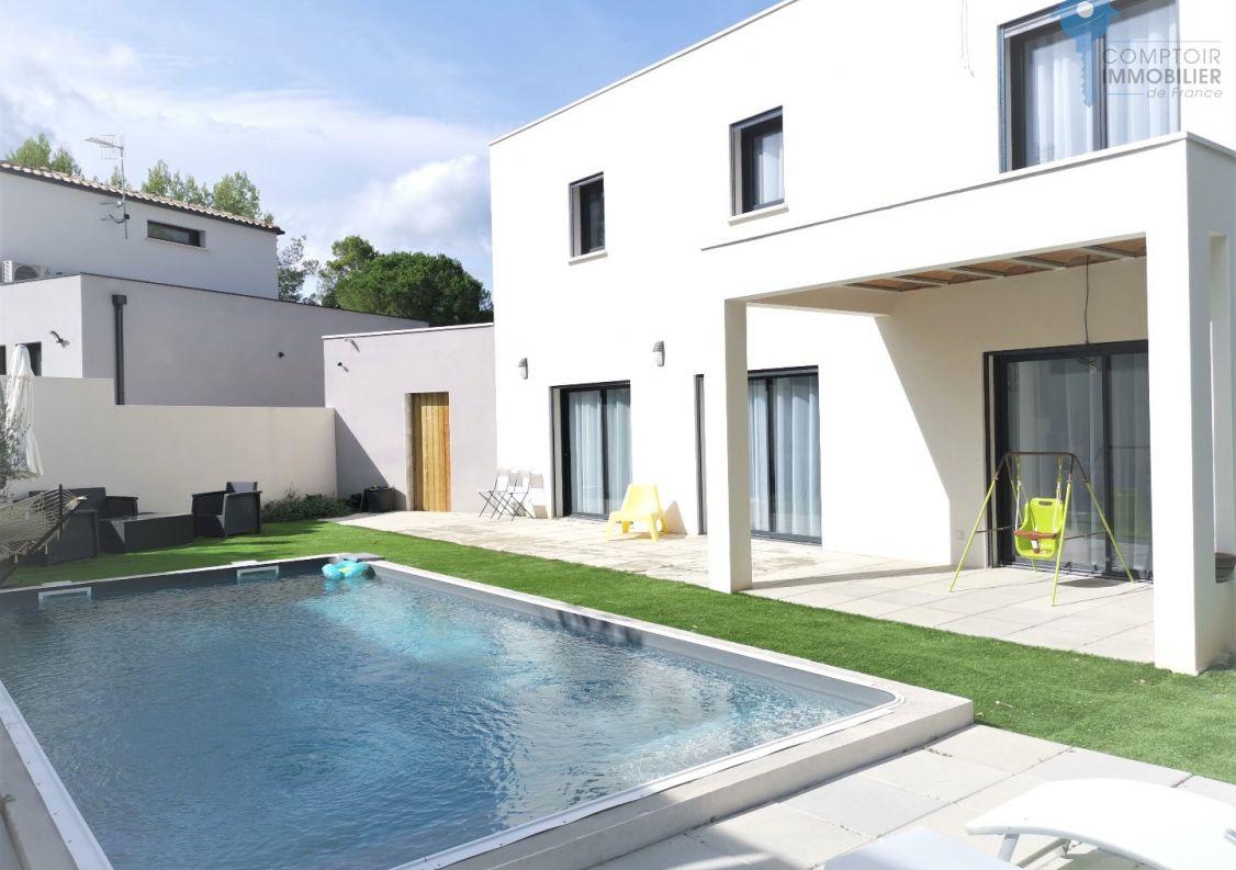 A vendre Saint Mathieu De Treviers 3438050904 Comptoir immobilier de france