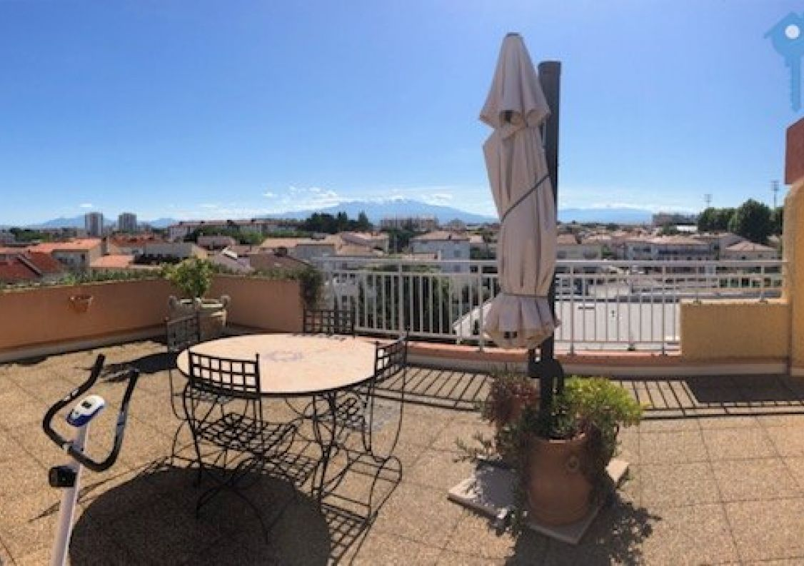 A vendre Villa sur toit Perpignan | Réf 3438051302 - Comptoir immobilier de france