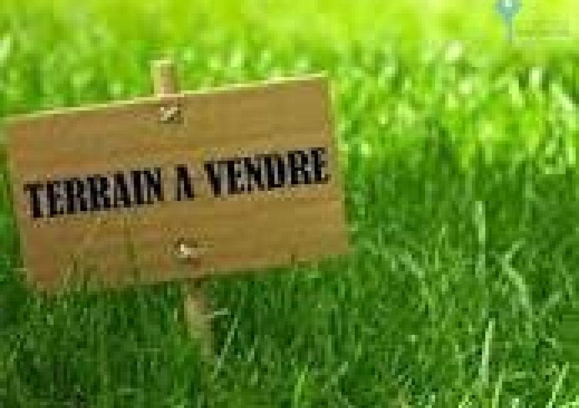 A vendre Terrain Saint Bauzille De Putois | R�f 3438051704 - Comptoir immobilier de france