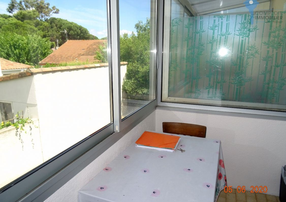 A vendre Appartement en r�sidence Le Grau D'agde   R�f 3438051931 - Comptoir immobilier de france