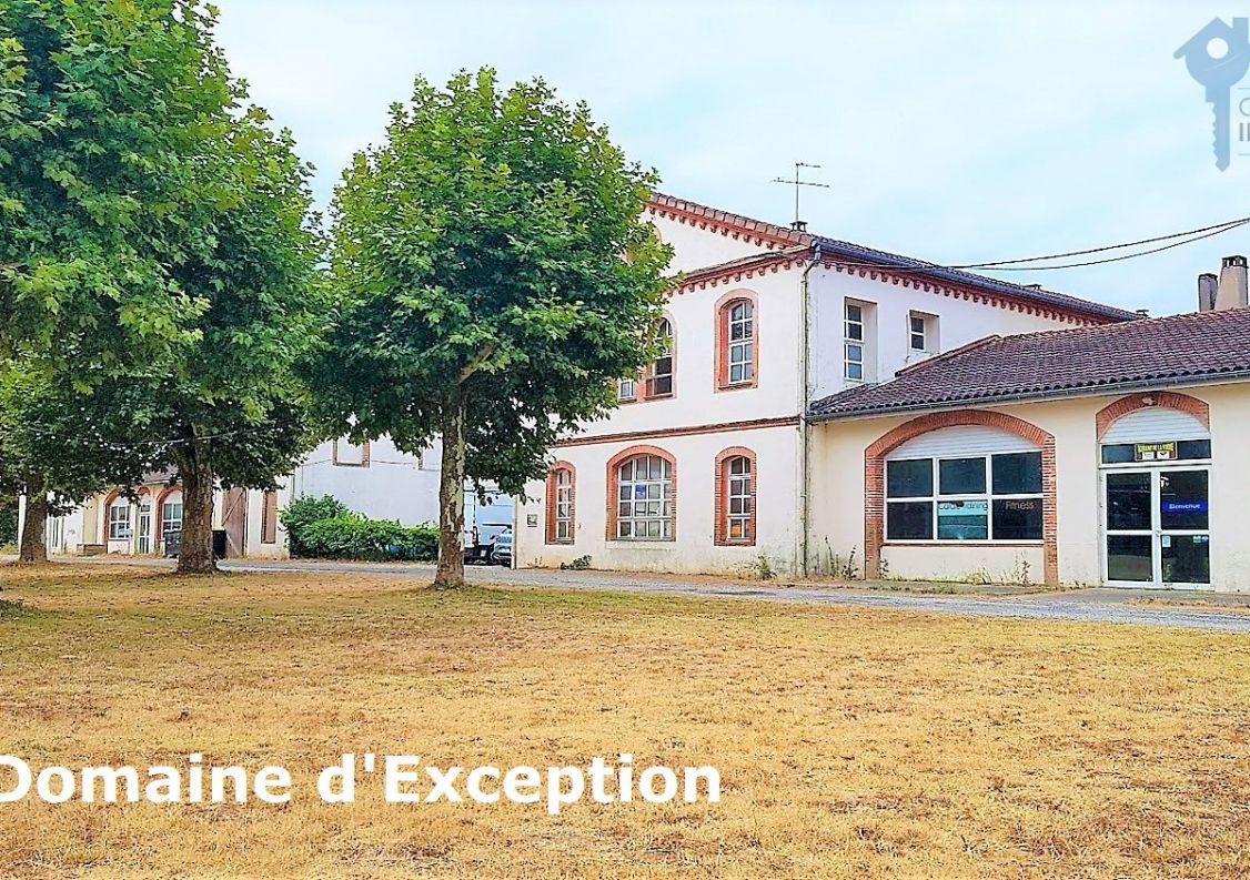 A vendre Immeuble � r�nover Villematier | R�f 3438053948 - Comptoir immobilier de france