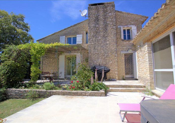 A vendre Gordes 3438054173 Comptoir immobilier de france prestige