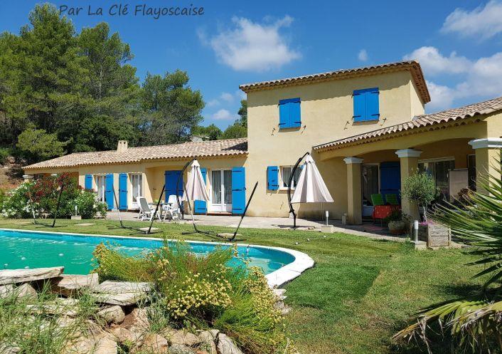 A vendre Flayosc 3438054348 Comptoir immobilier de france prestige