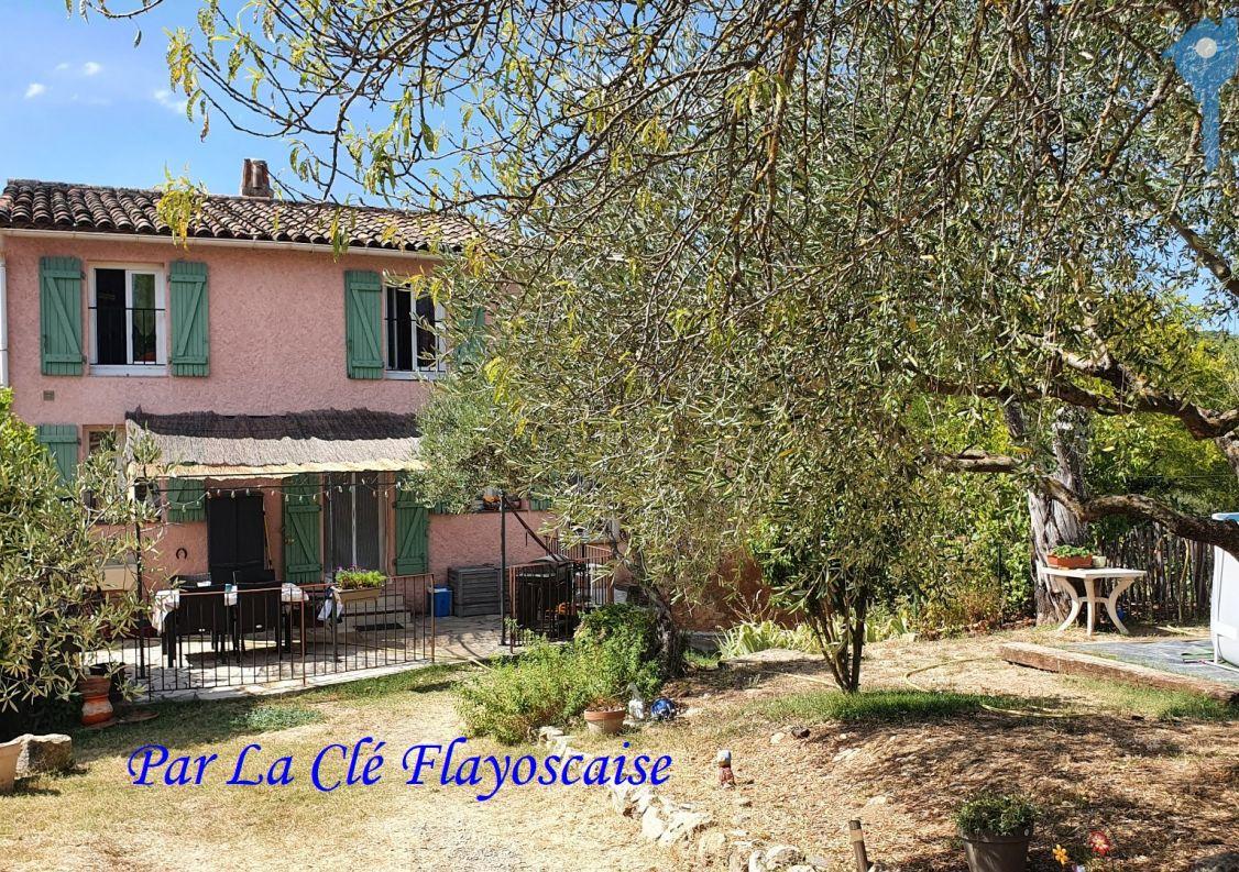 A vendre Maison de village Flayosc   R�f 3438054482 - Comptoir immobilier de france