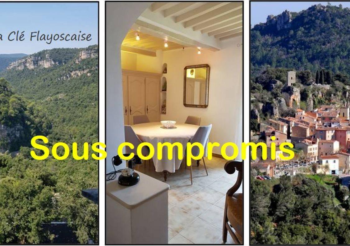 A vendre Maison de village Chateaudouble | R�f 3438054501 - Comptoir immobilier de france